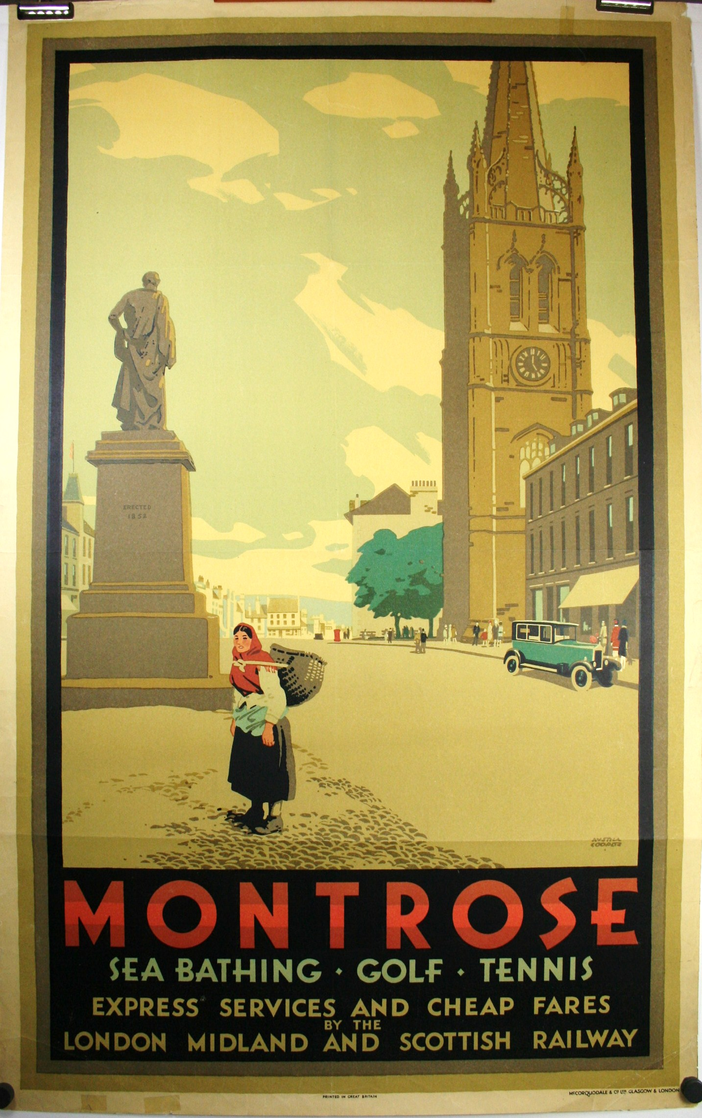 Original Travel Posters For Sale Uk