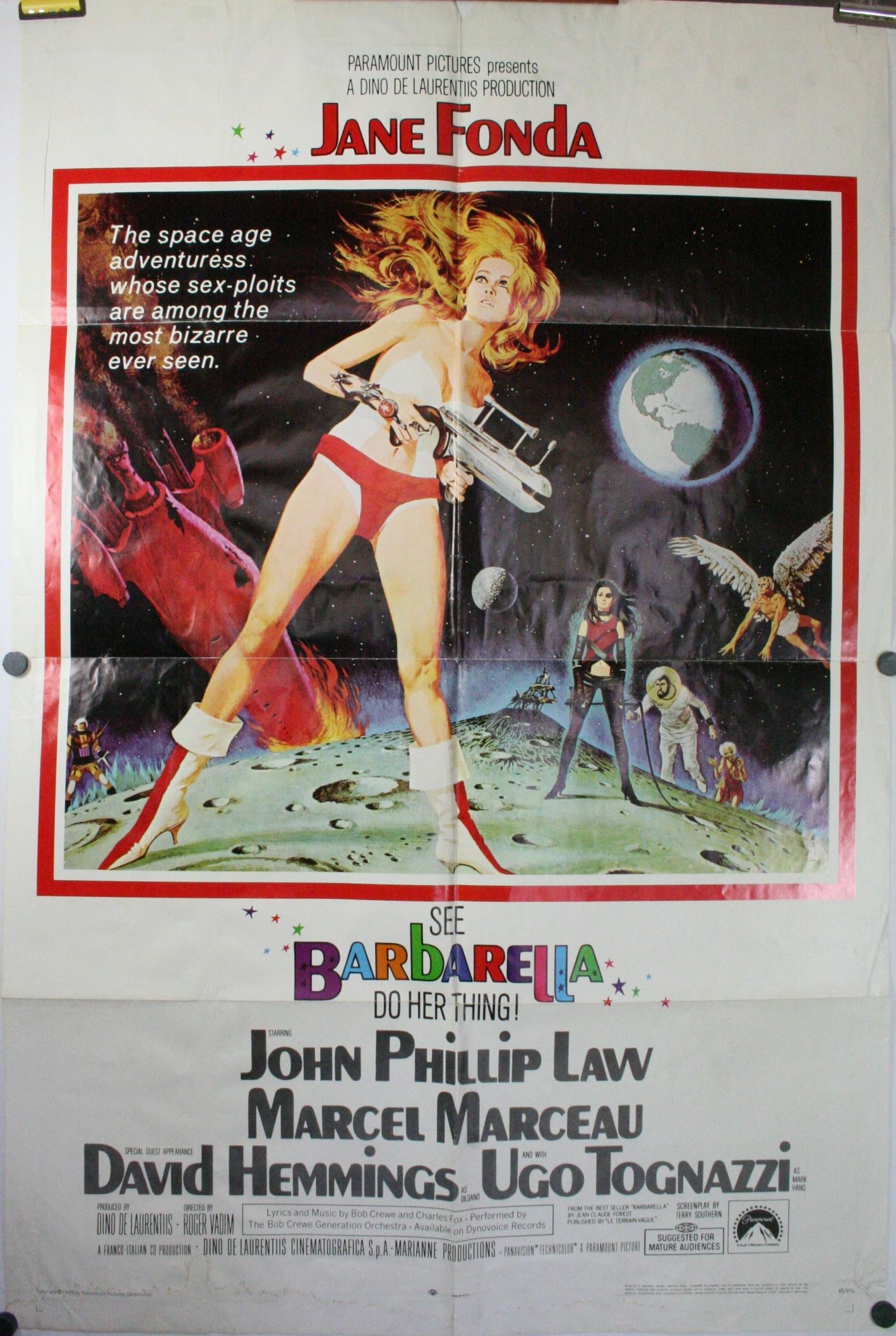 Barbarella 2081