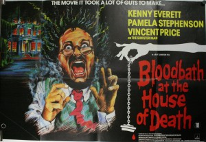 Bloodbath at the house of of Death