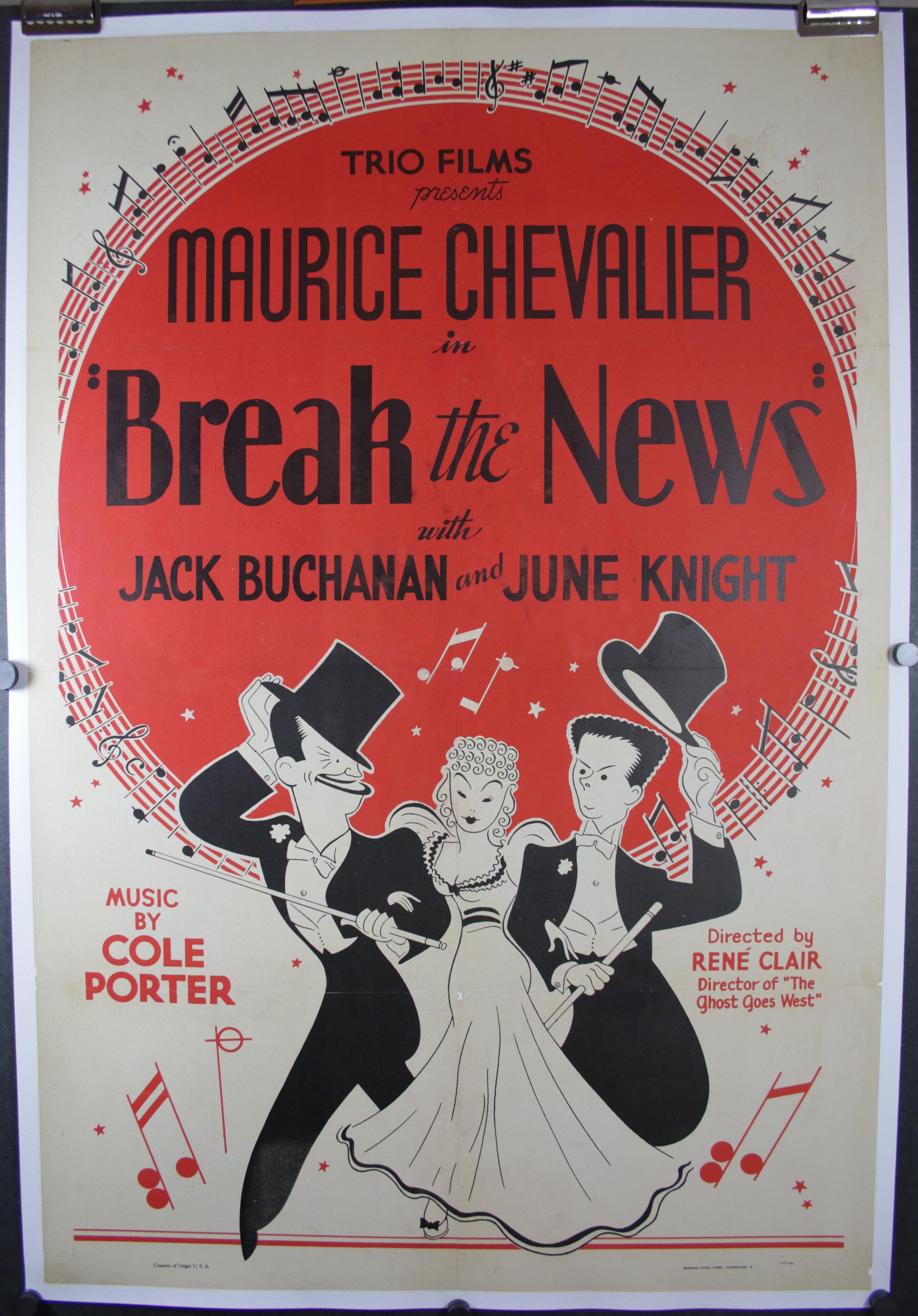 Break the News 2354LB