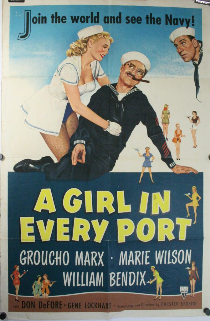 Girl in Every Port