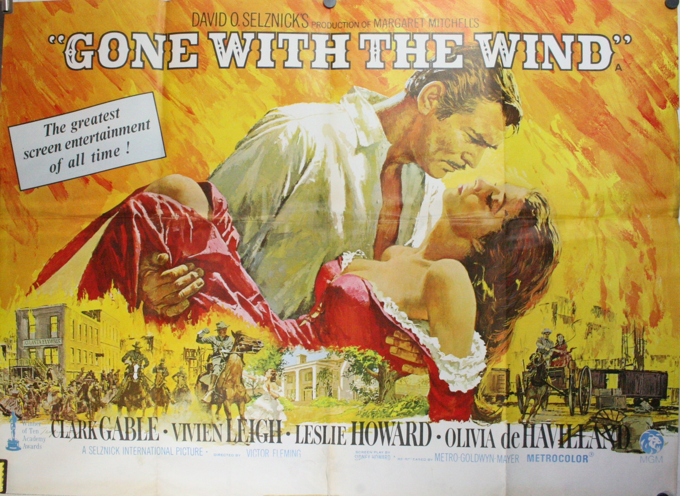 Gone with the Wind 2078