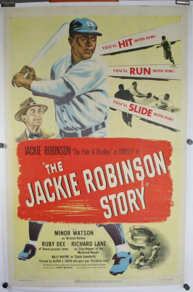 Jackie Robinson LB