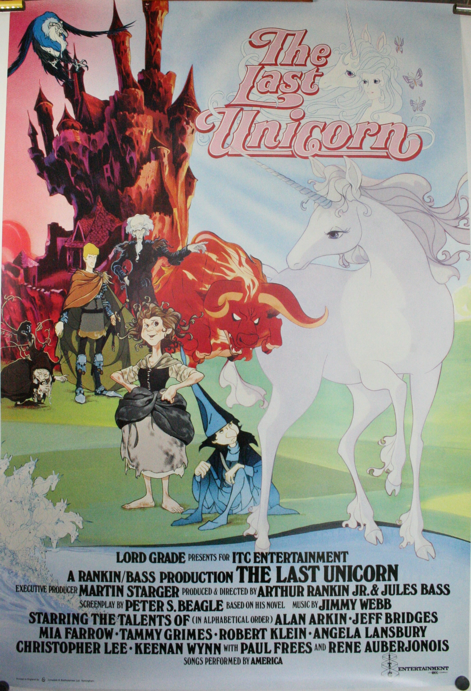 Last Unicorn Intl