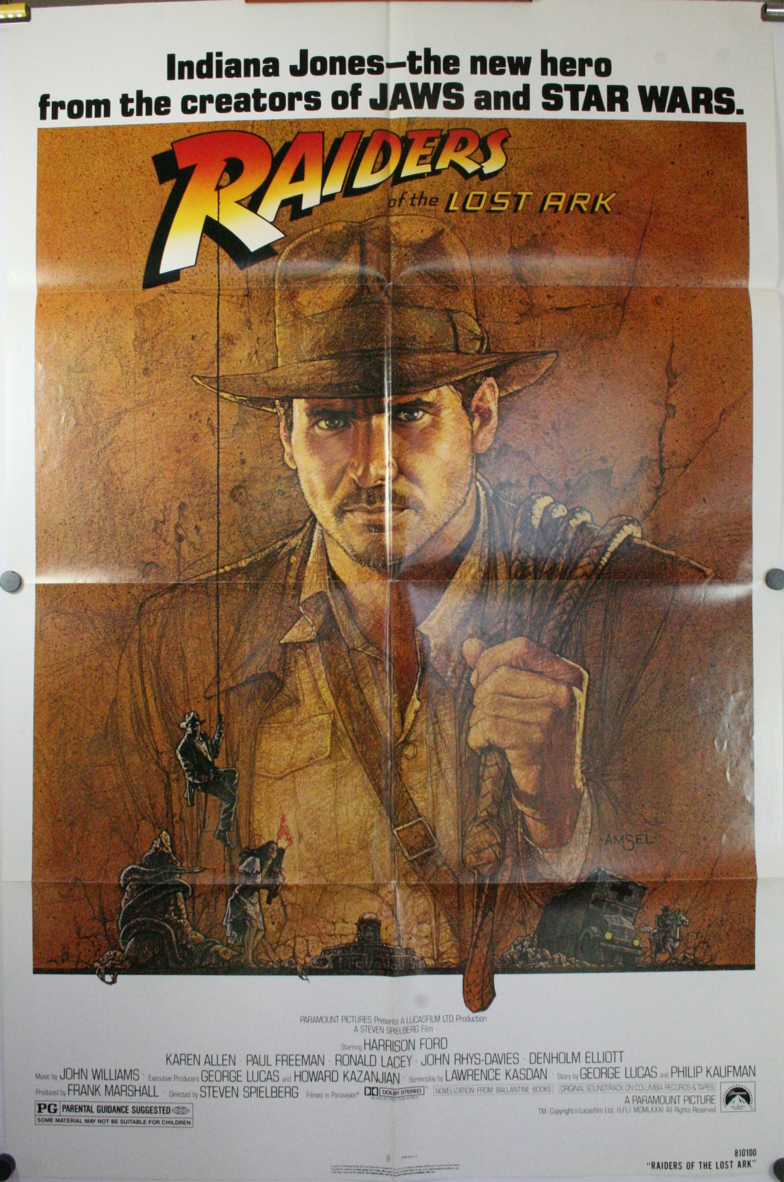 Raiders of the Lost Ark 2226