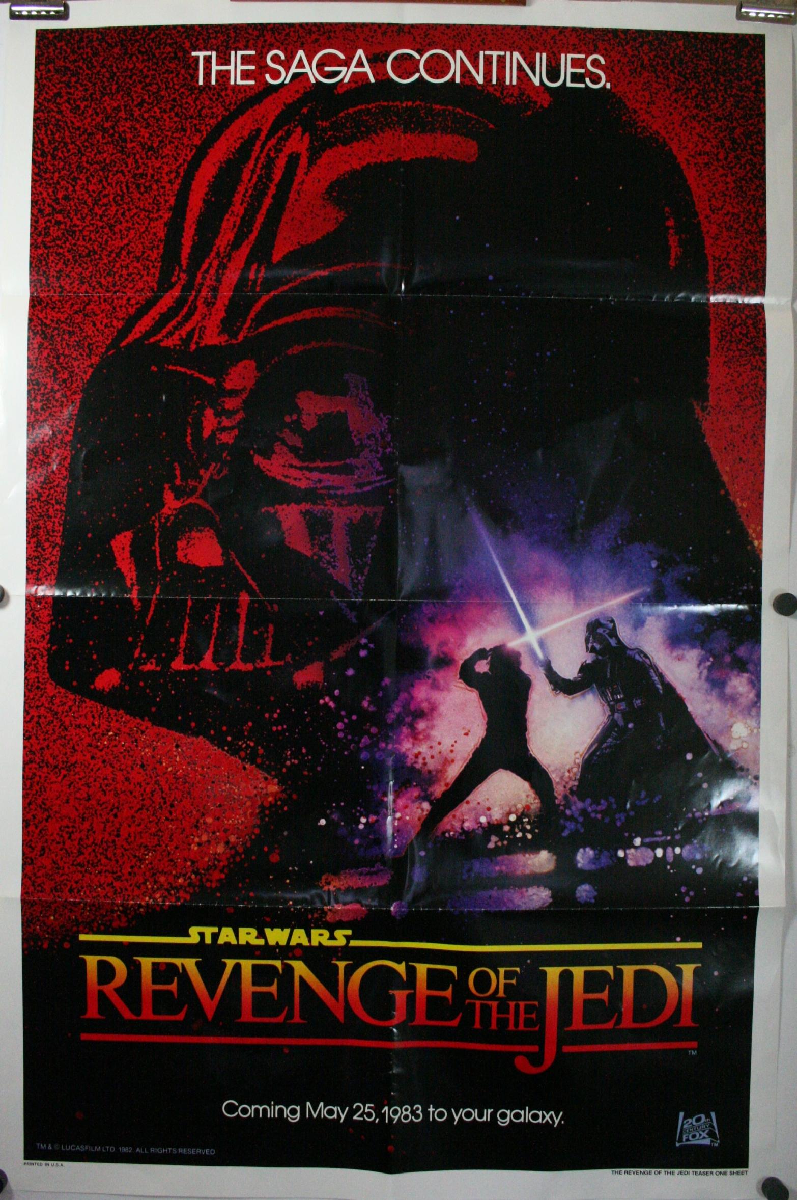 Revenge of the Jedi 2316
