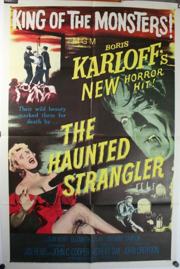 Haunted Strangler (Medium)