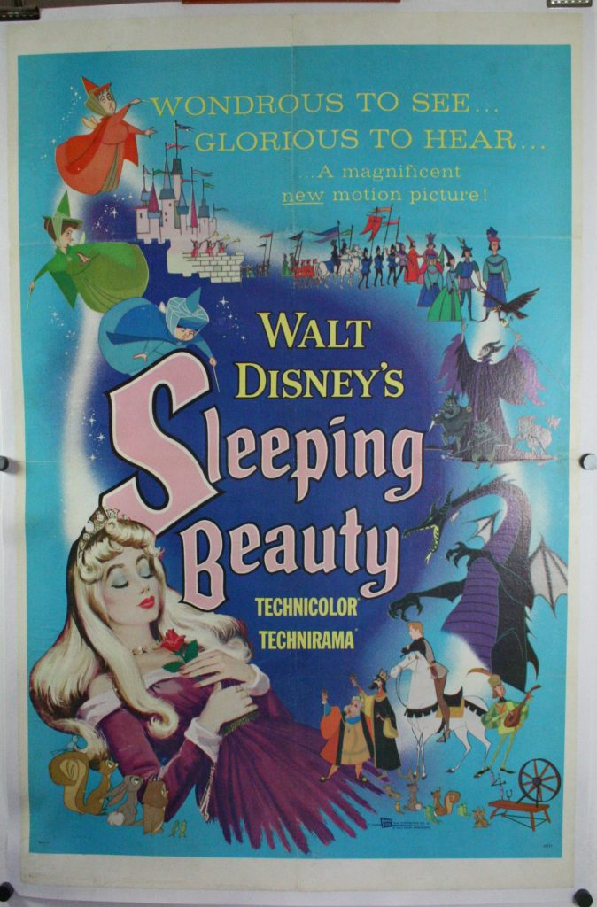 Sleeping Beauty Restored