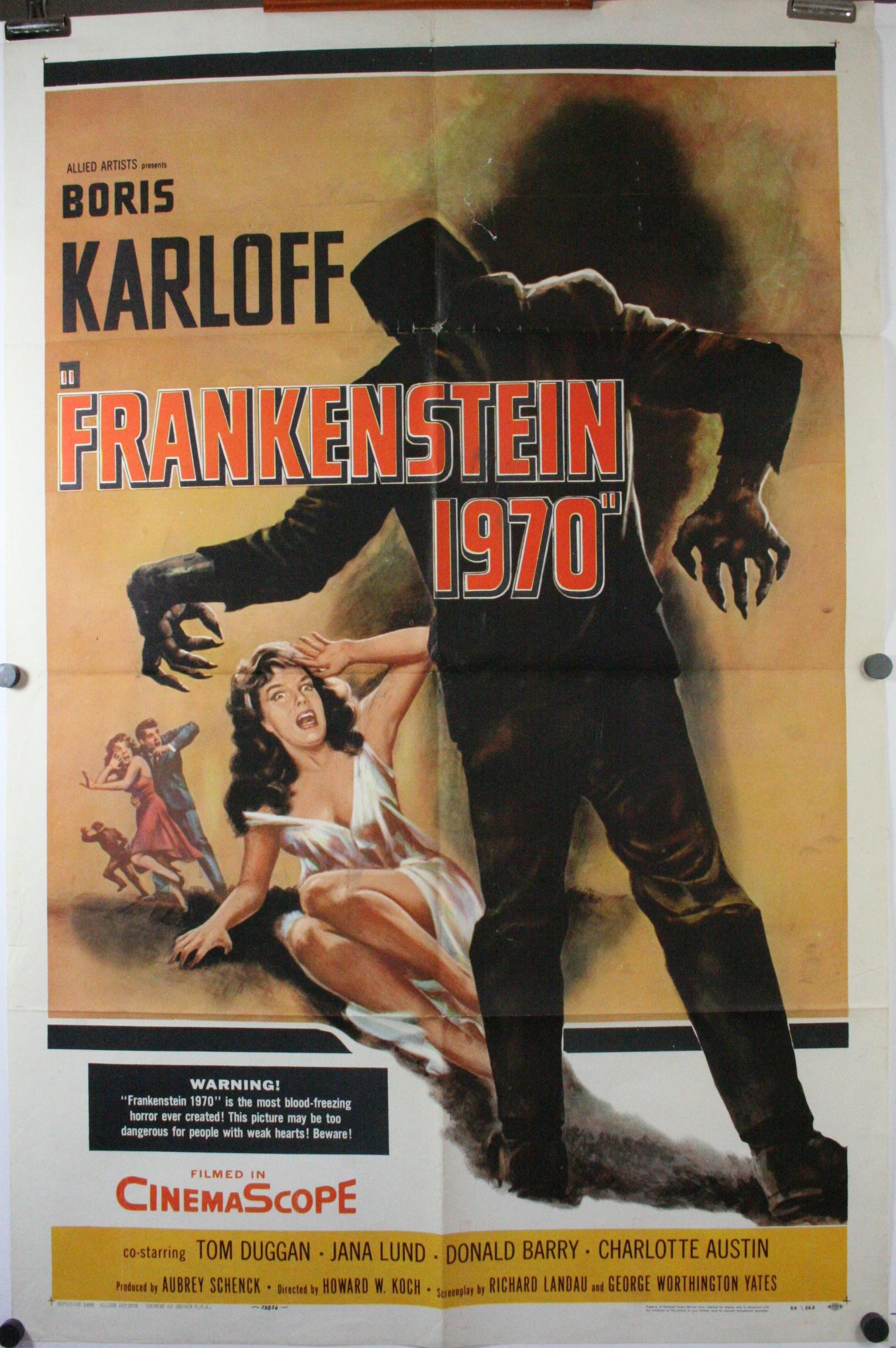 Frankenstein 1970 2408