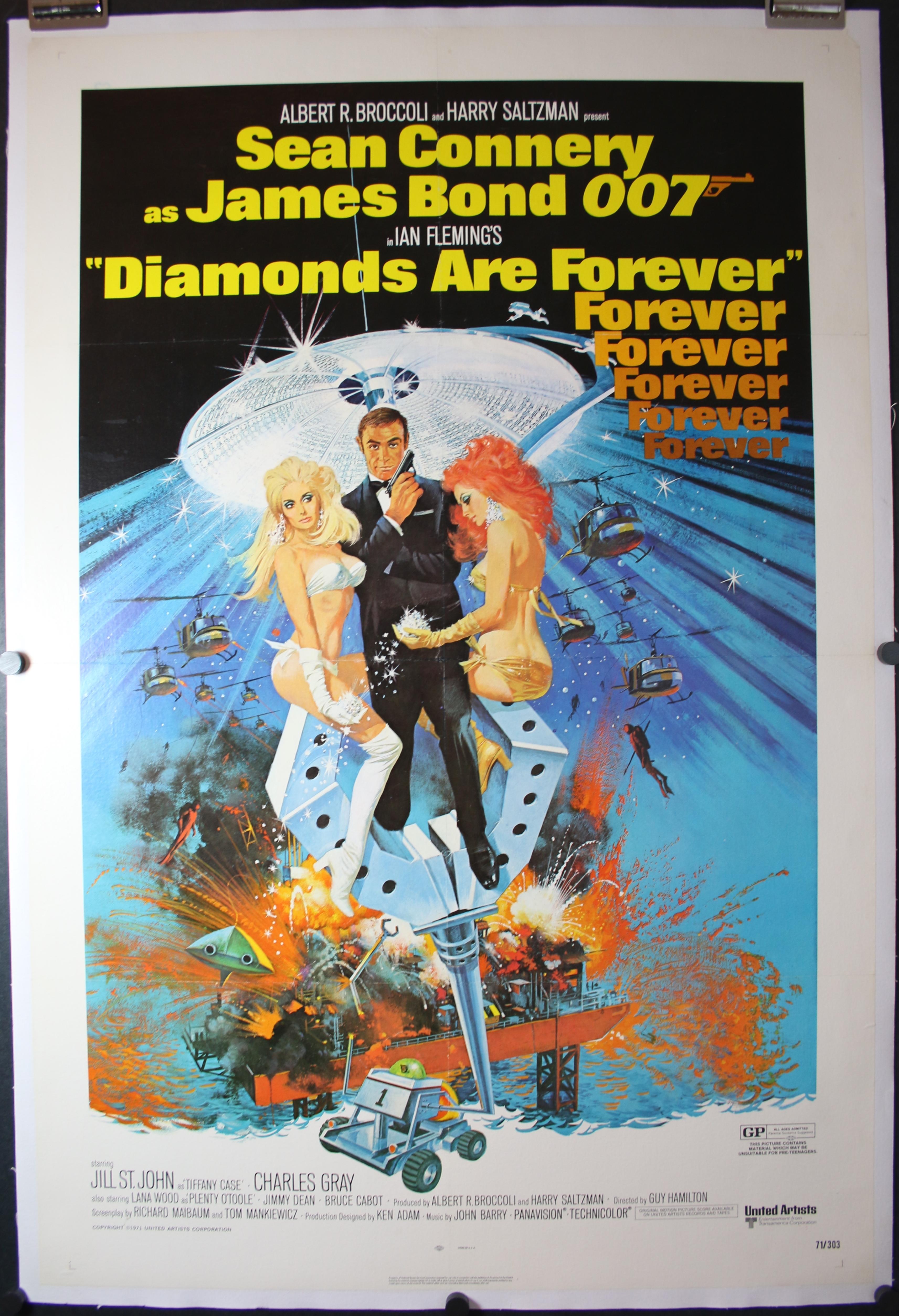 Diamonds are Forever 2472LB