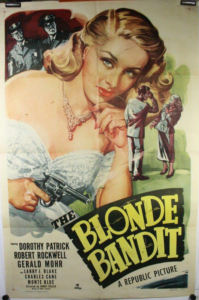 Blond Bandit