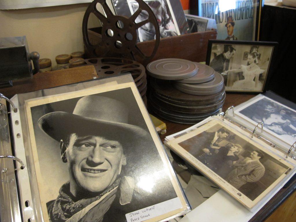 John Wayne stills