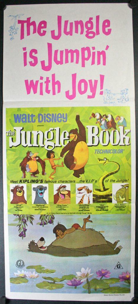 Jungle Book G