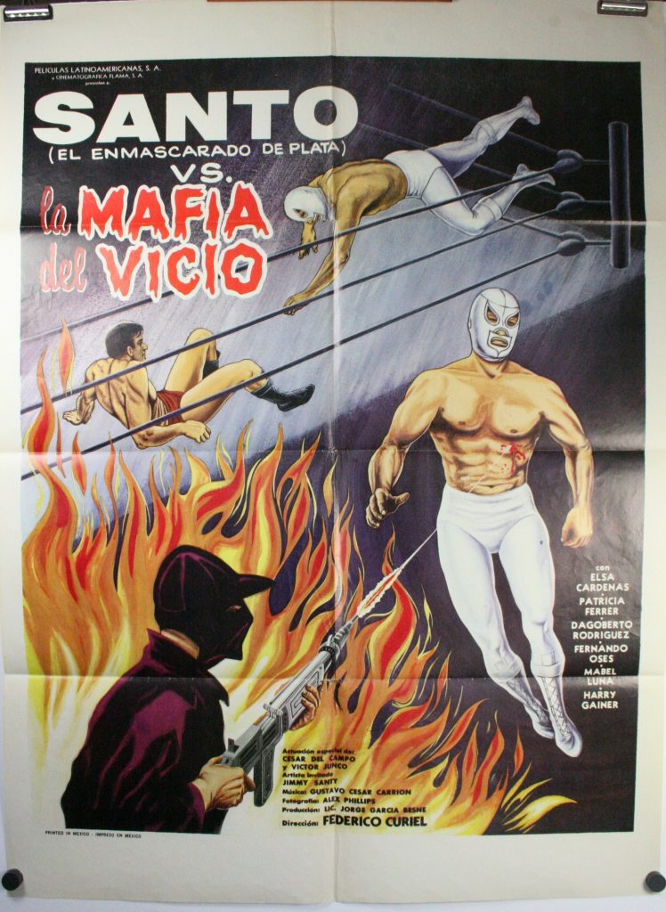 Santo vs. the mafia