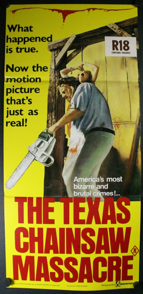 Texas Chainsaw Massacre G