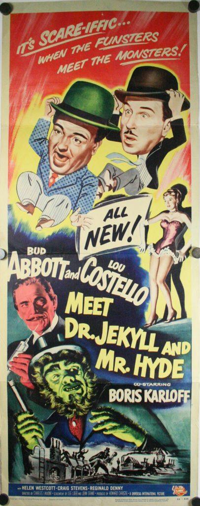 Abbot & Costello meet Jekyll & Hyde