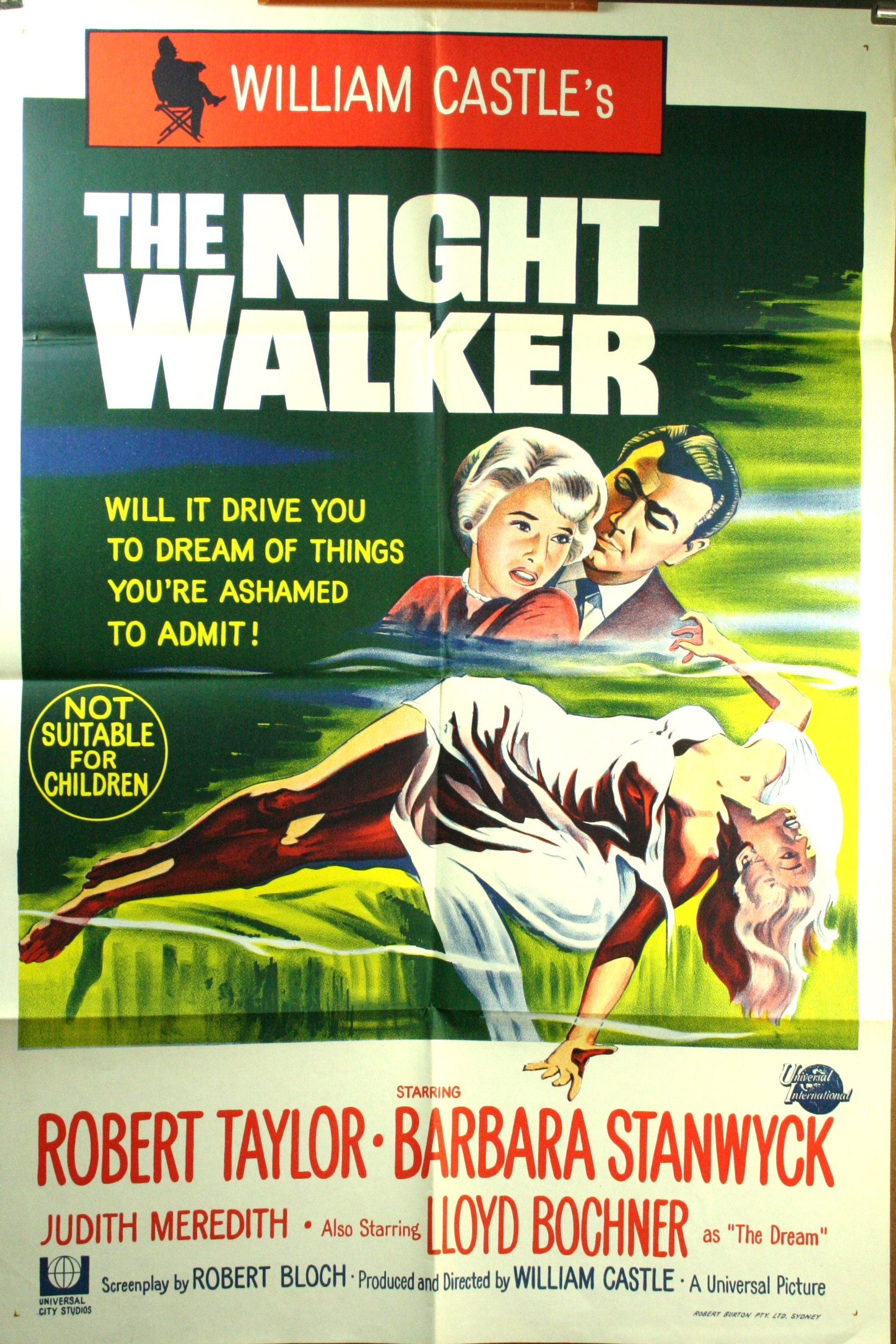night walker Nightwalker synopsis in the darkest of nights, where ghouls and vampires prey upon the souls of humans investigating cases of brutal murder and demonic possession.