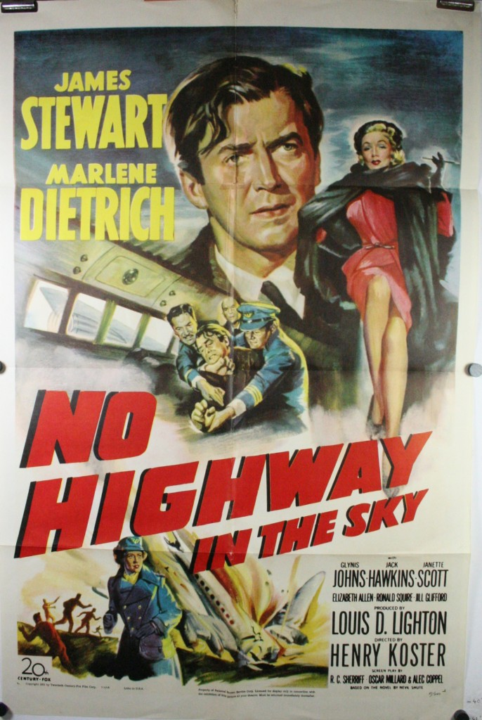 no highway in sky