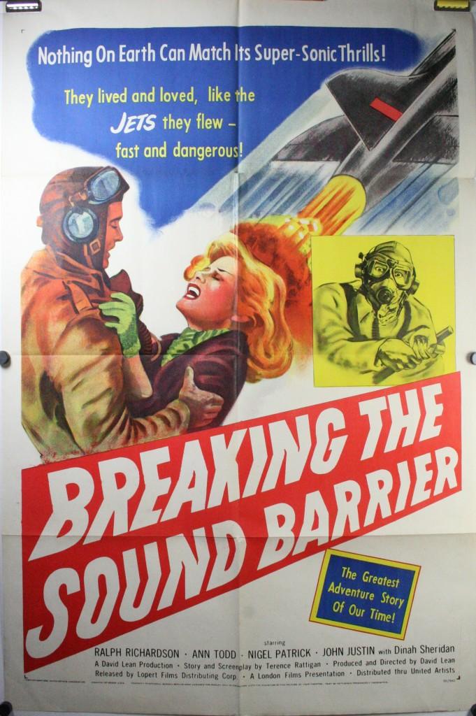 Breaking Sound Barrier