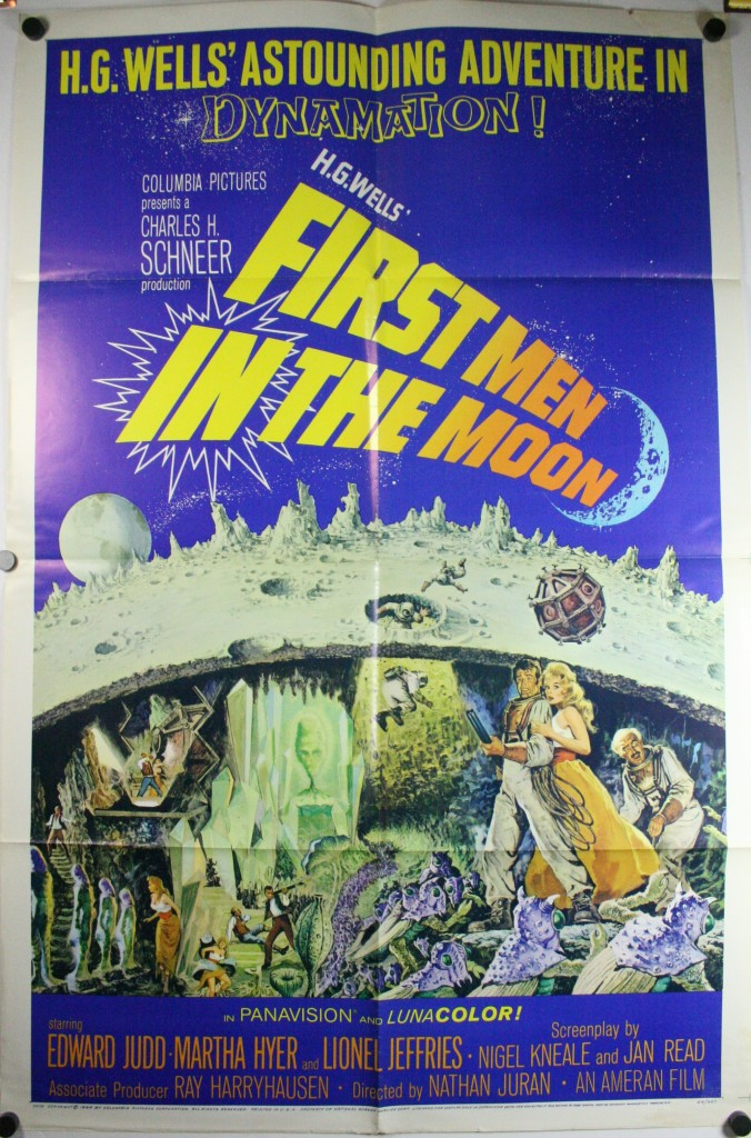 First men on the moon 2991