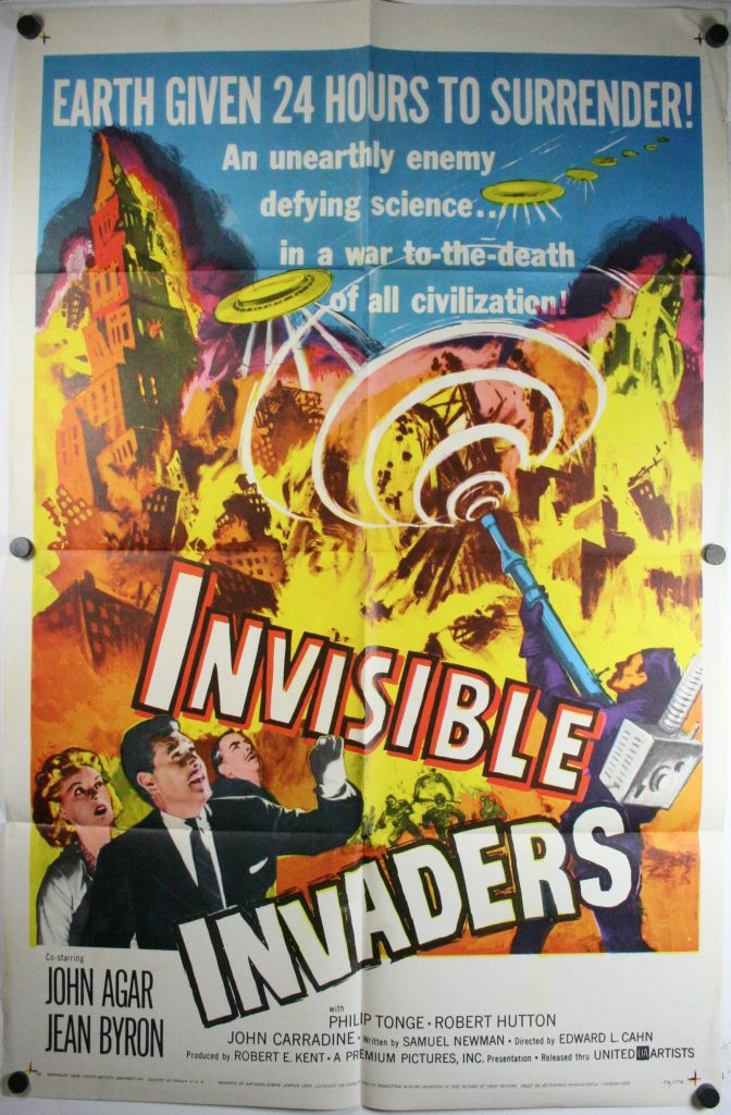 Invisible Invader