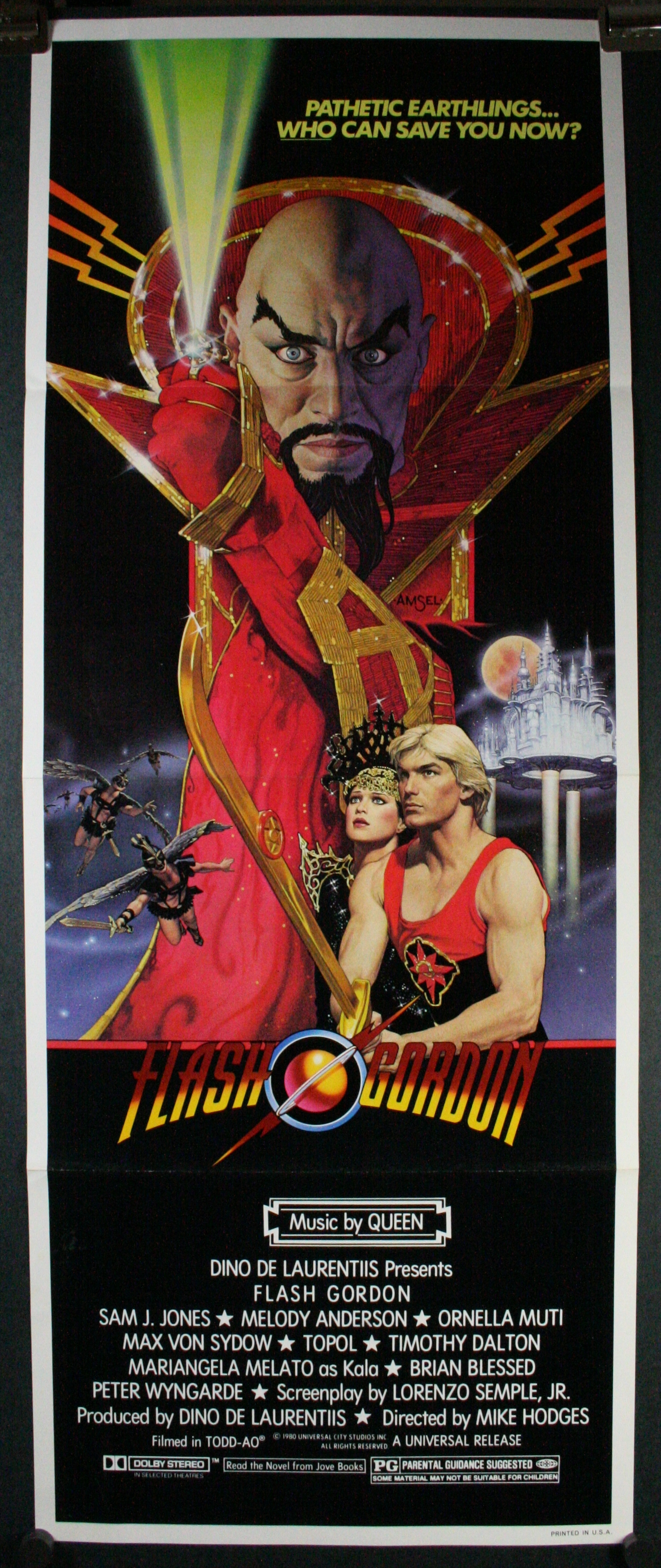 flash gordon movie poster wwwpixsharkcom images
