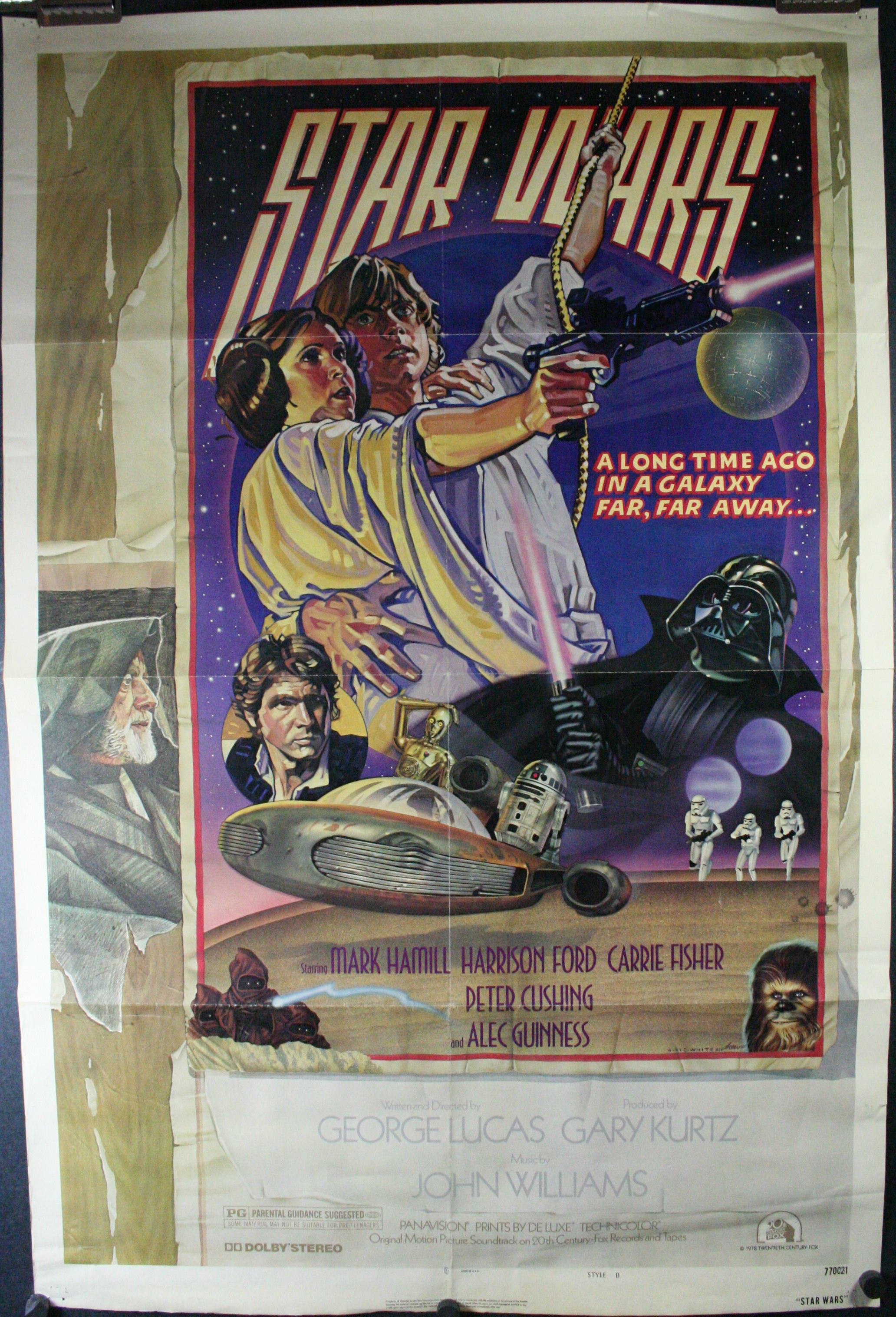 Movie Poster Art For Sale