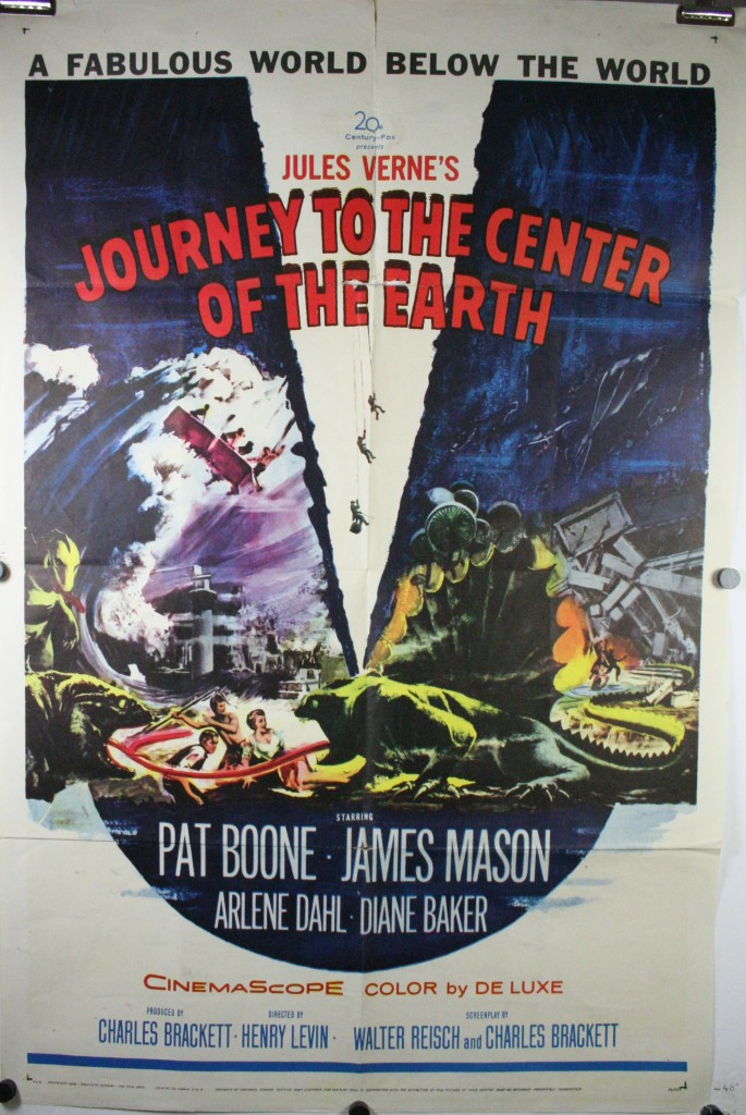 Journey to Center of Earth