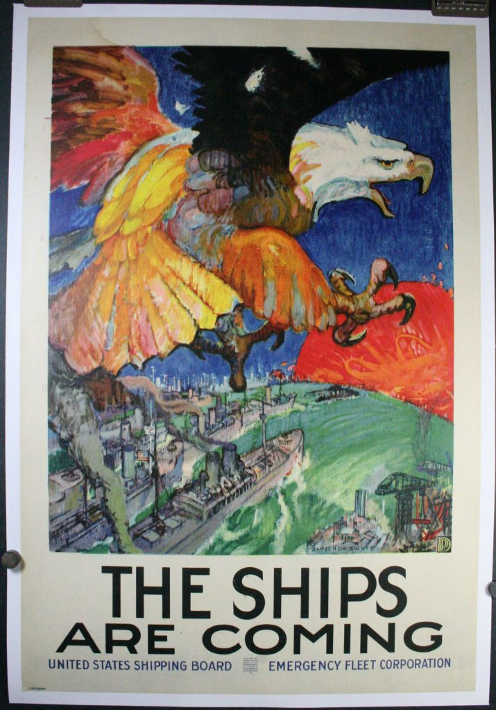 Ships are coming 3264