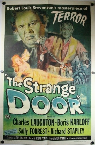 Strange Door