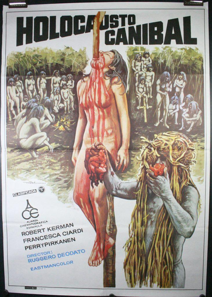 Holocausto Canibal