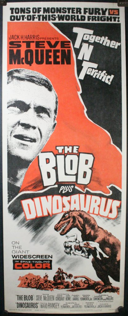 The Blob / Dinosaurus