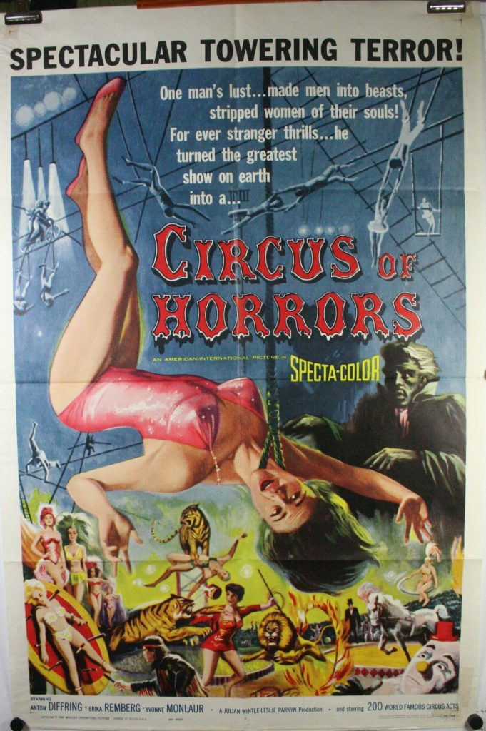 Circus Horrors