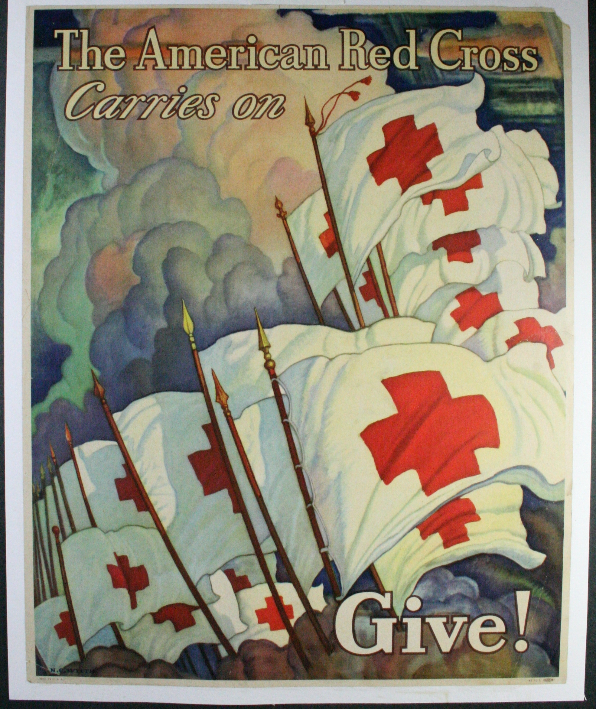 American Red Cross 3135