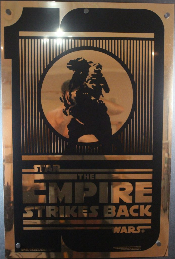 Empire Strikes Back - Foil