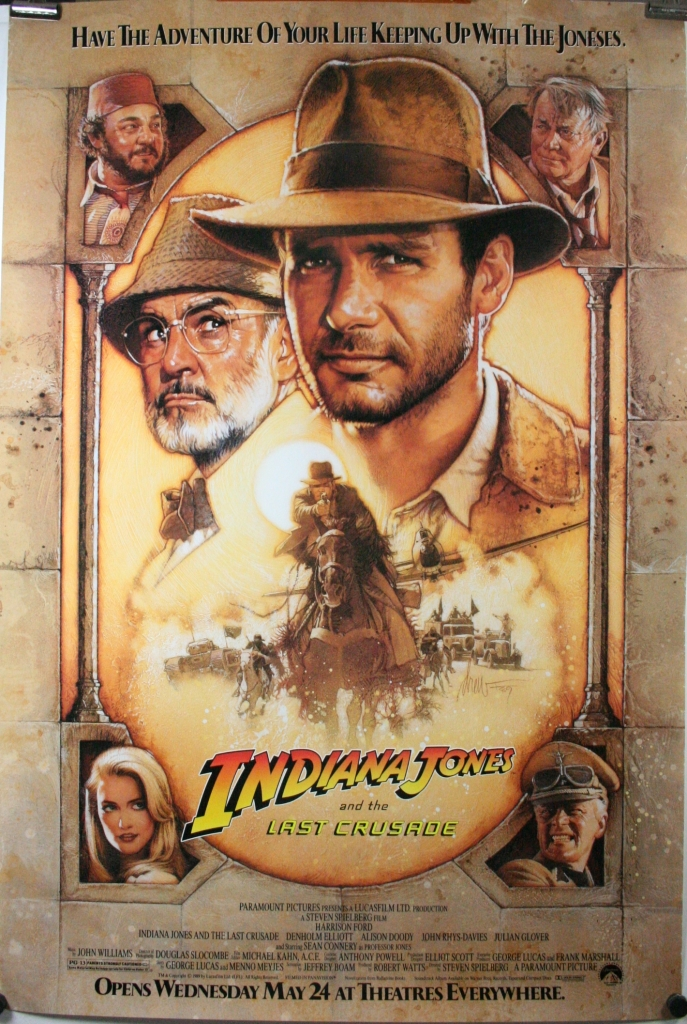 Indiana Jones: Last crusade