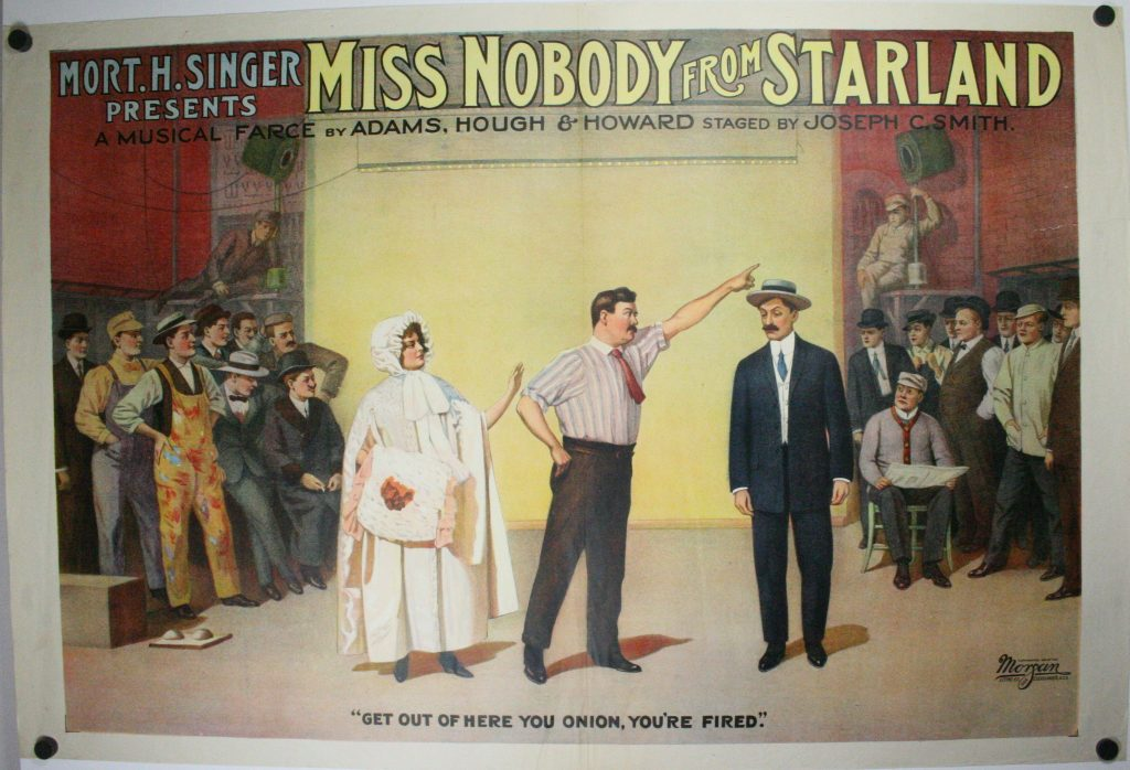 Miss nobody from starland