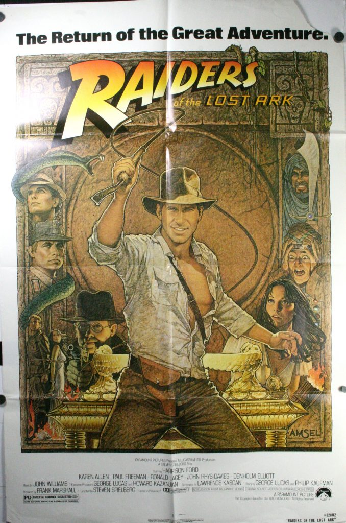 Raiders of Lost Ark