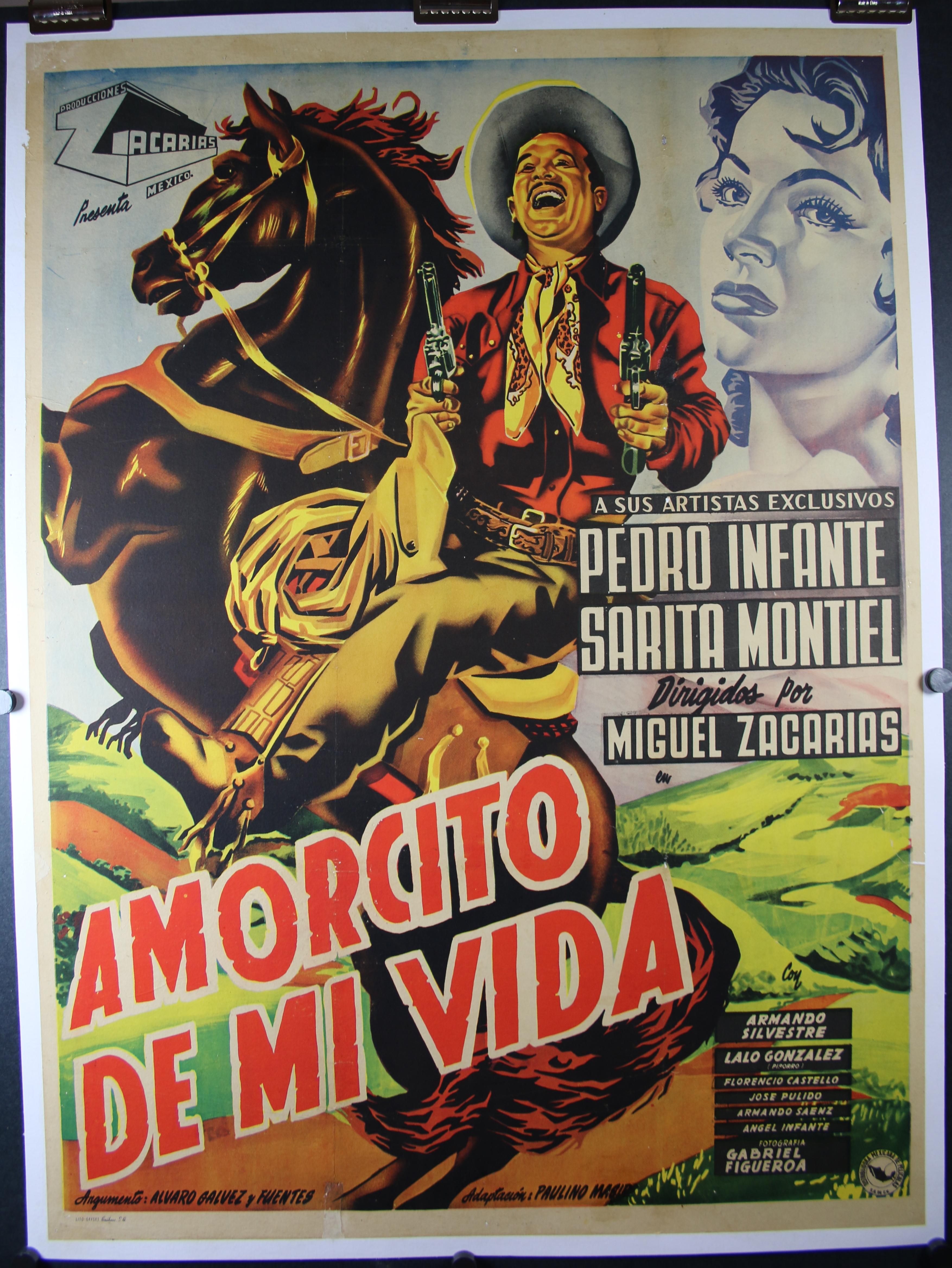 amorcito de mi vida original pedro infante mexican movie