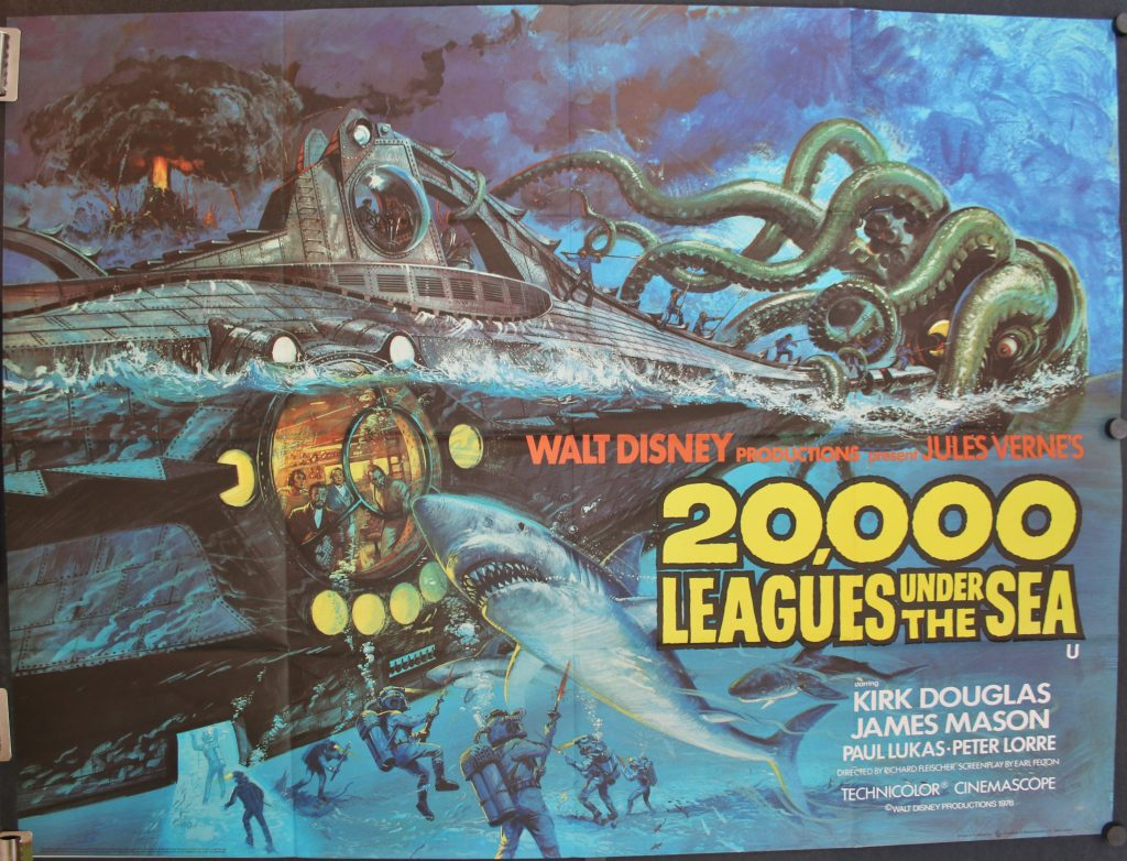 20,000 Leagues Under th Sea