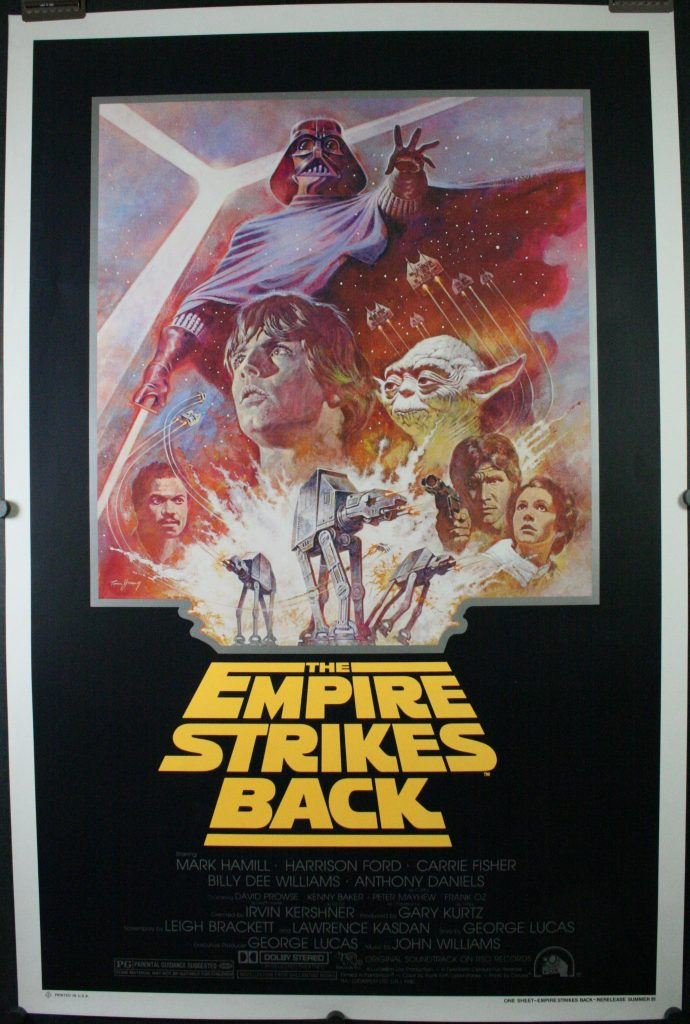 movie poster the empire strikes back part pictures to pin