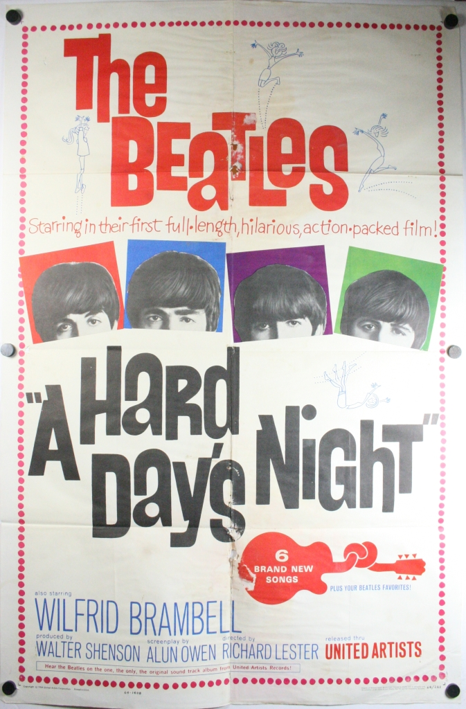 Hard Days Night (Pre Restoration)