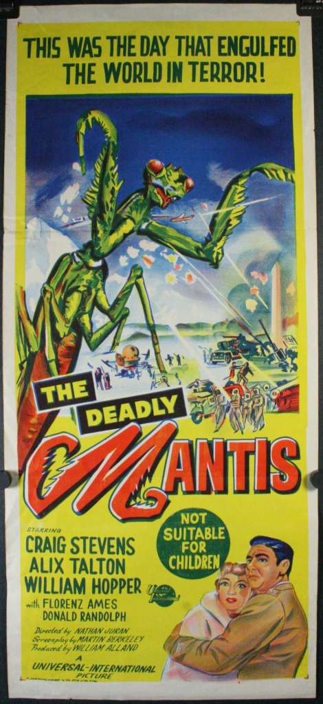 The Deaadly Mantis