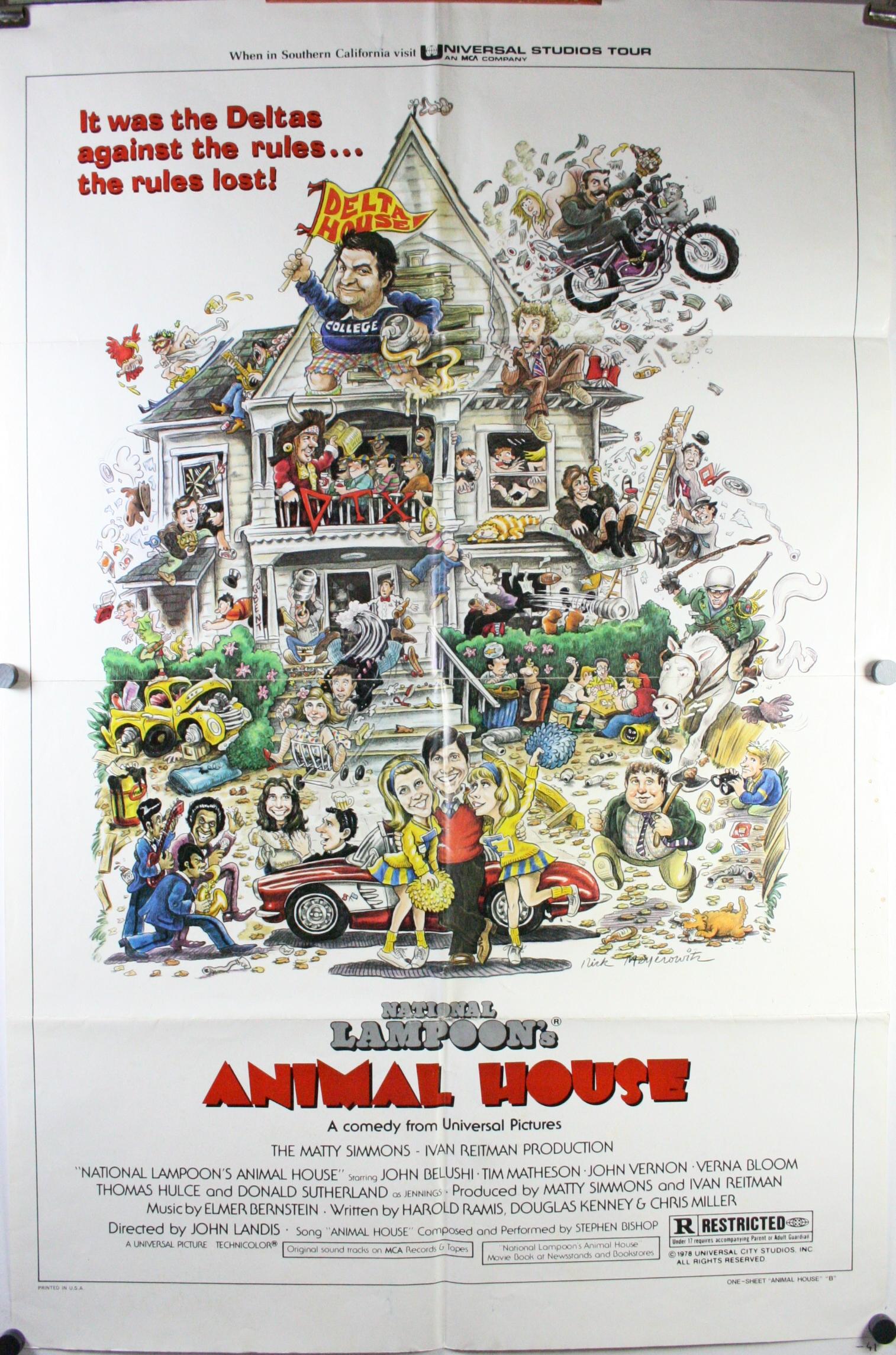 ANIMAL HOUSE 2729