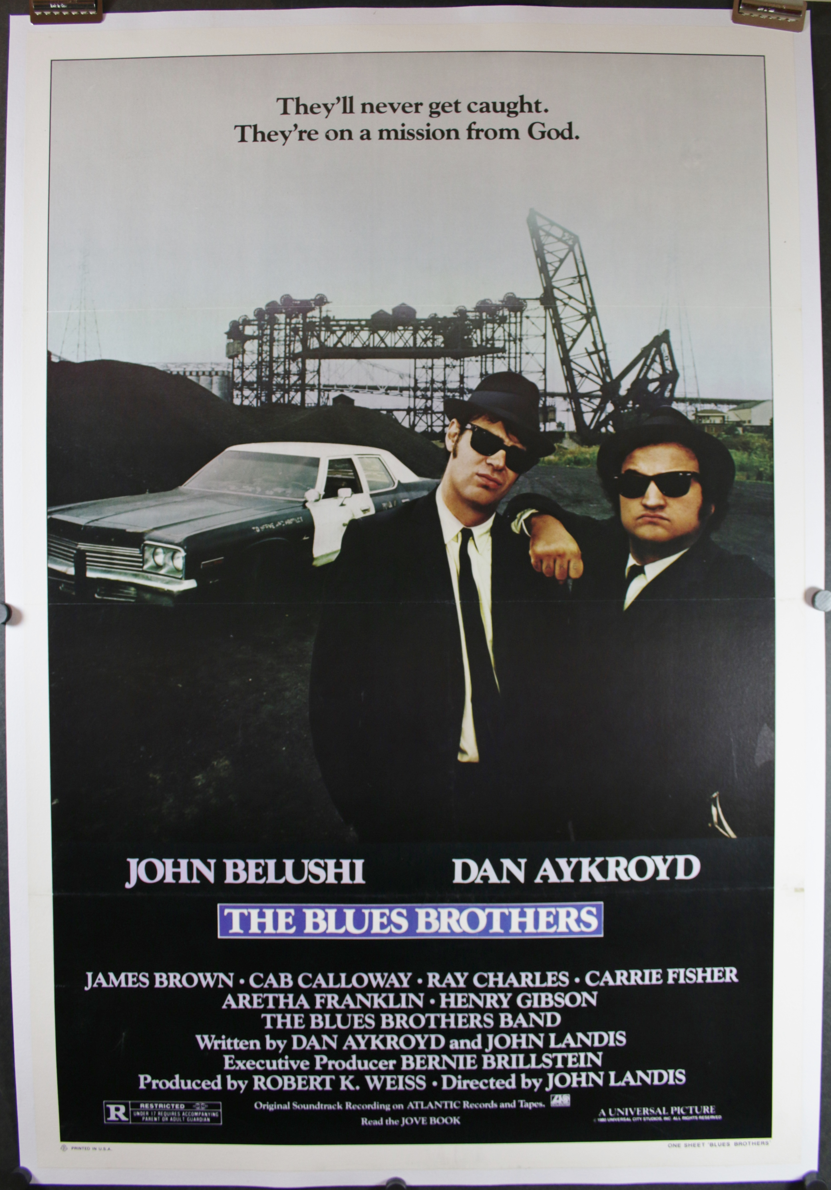 Blues Brothers 2416LB