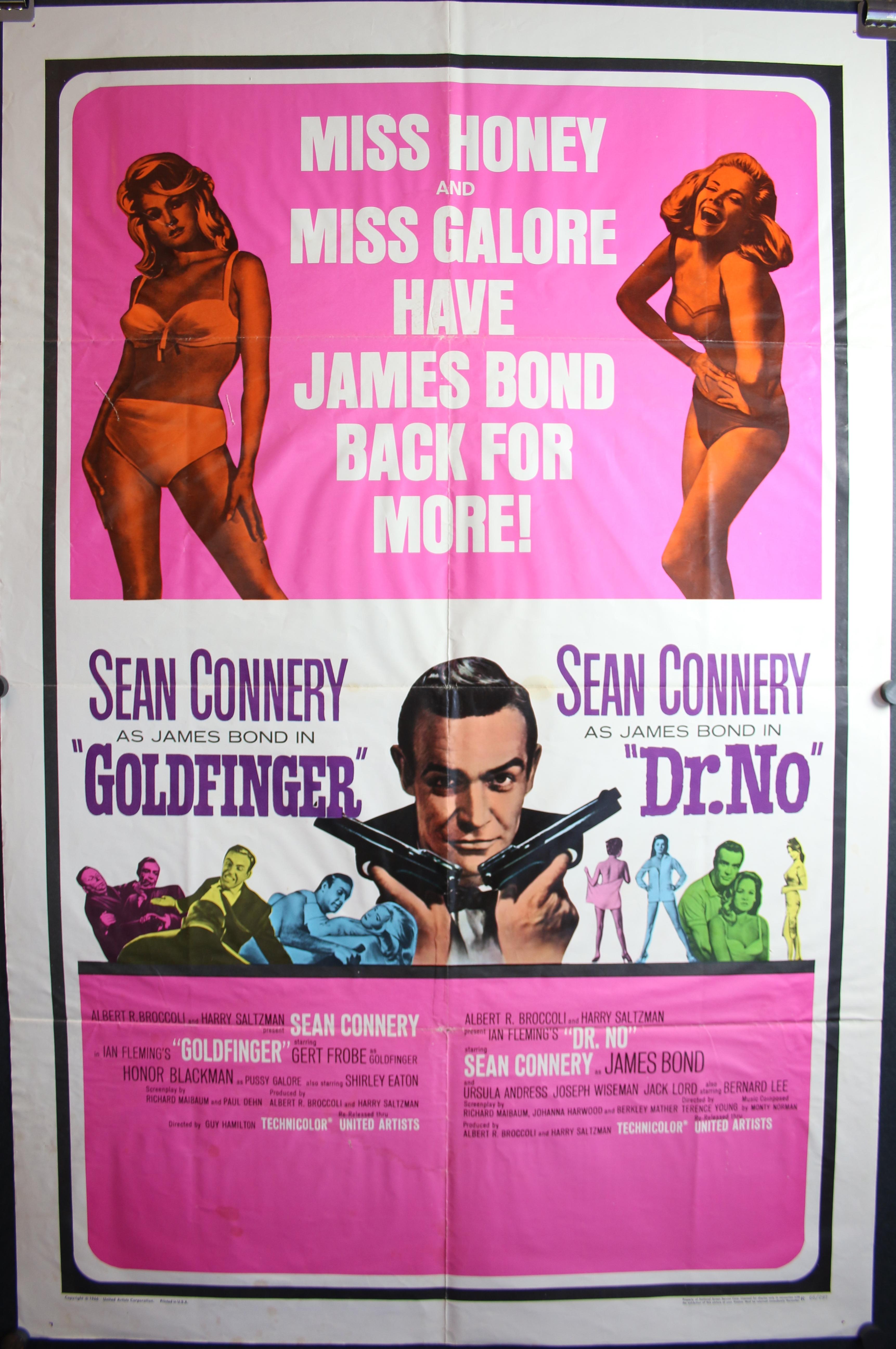 Goldfinger Dr. No 4500