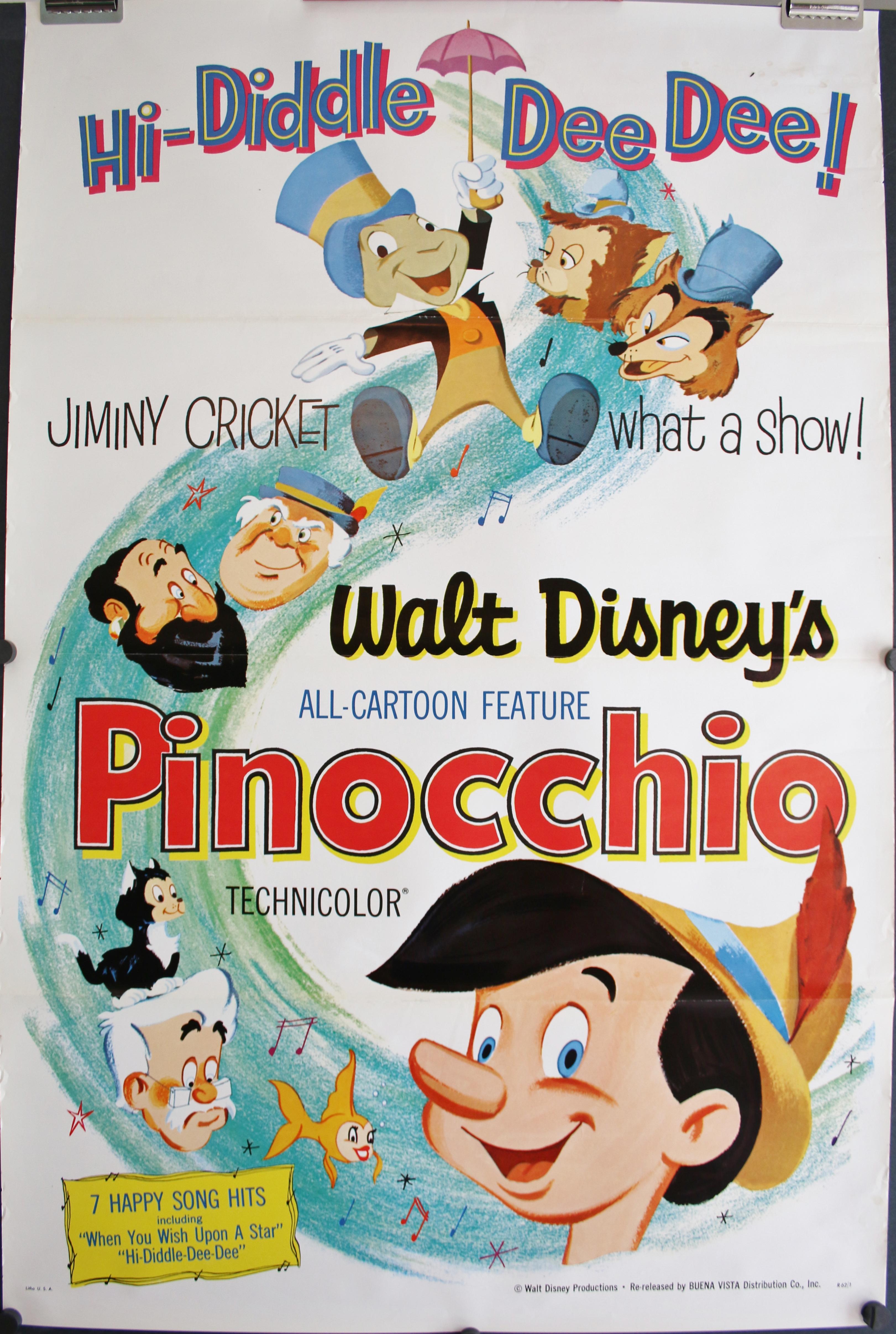 Pinocchio 4282
