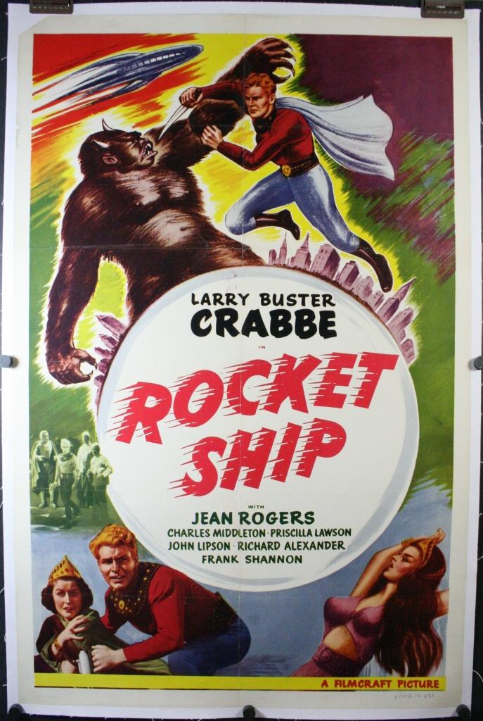 Flash Gordon: Rocket Ship