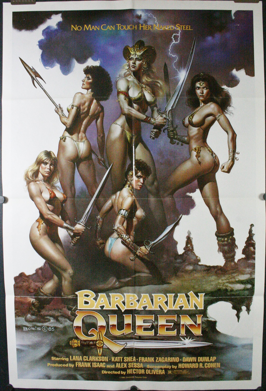 Barbarian Queen 3290
