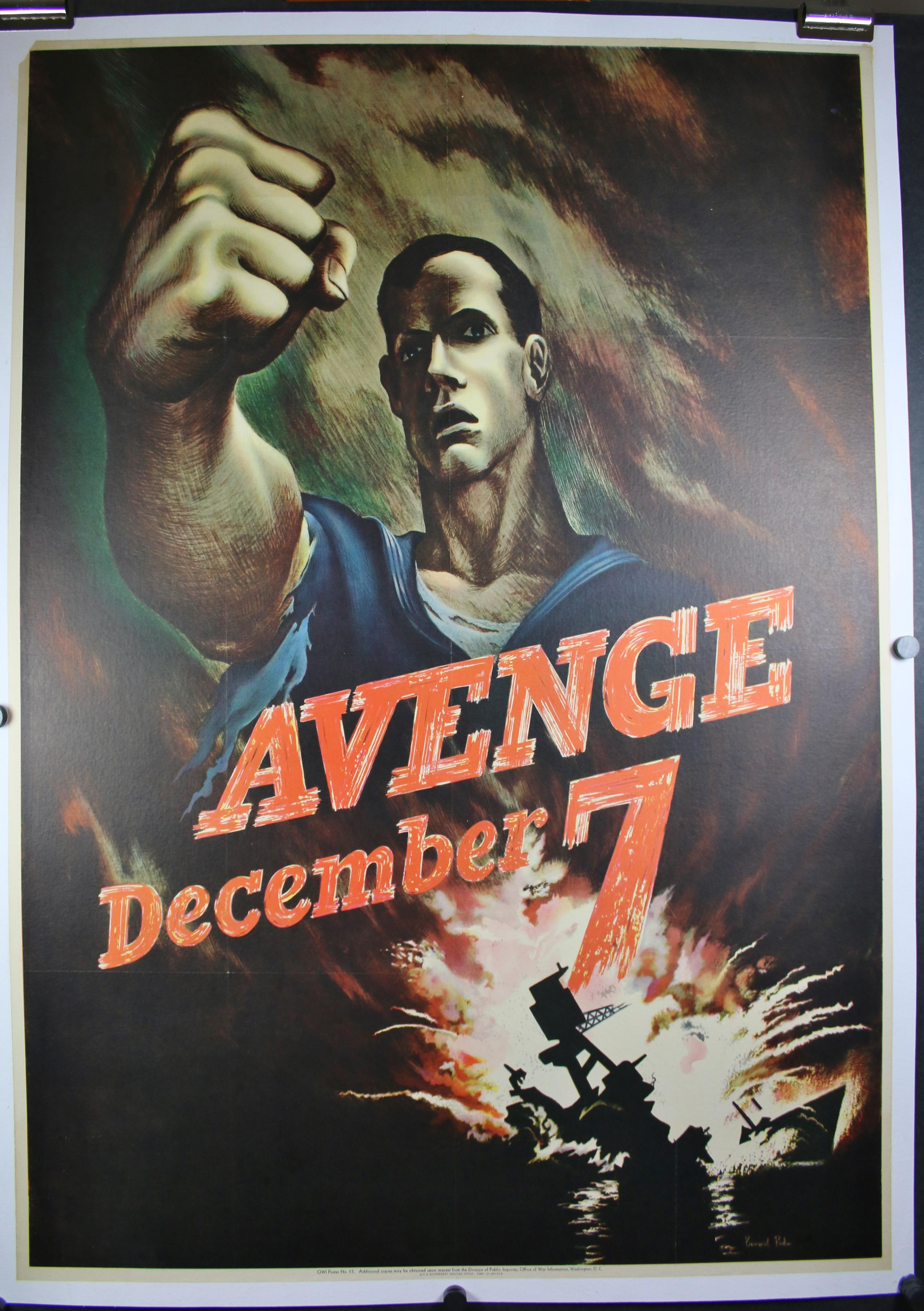 Avenge Dec 7 4577LB